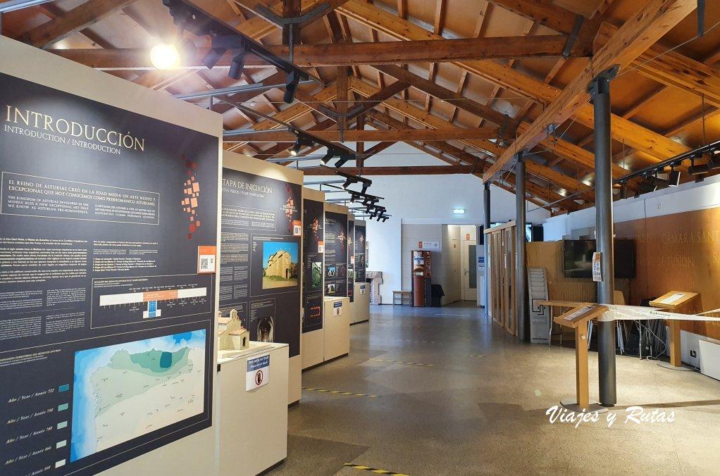Centro de recepción e interpretación del Prerrománico de Asturias