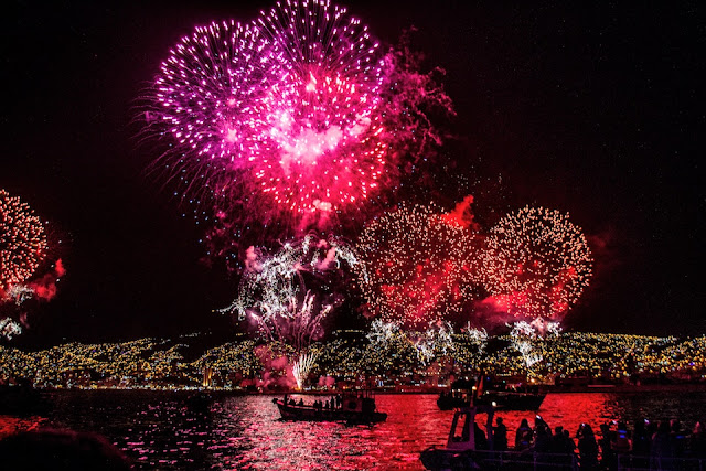 The Malta International Fireworks Festival