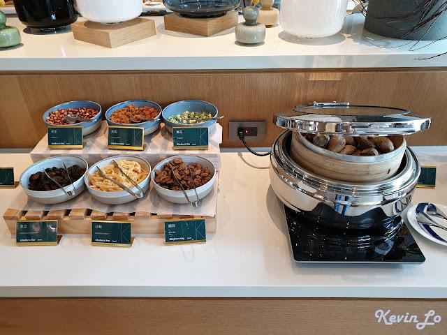 康橋慢旅中式早餐
