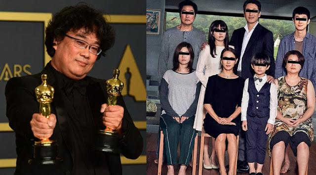 Antara Filem Terbaik Pengarah Terbaik Oscar, Bong Joon Ho Selain Daripada Parasite