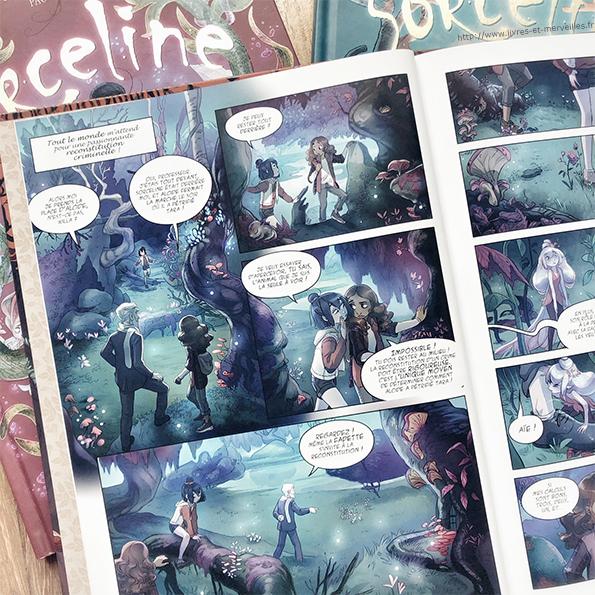 Sorceline T3- Au cœur de mes zoorigines