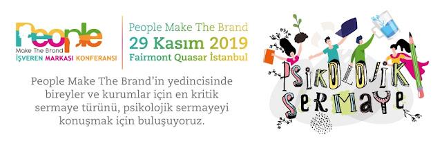People Make The Brand 2019 İçin Geri Sayım Başladı