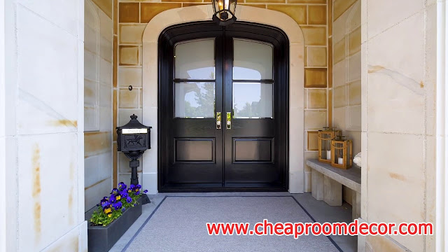 Modern Main Entrance Design Ideas for Home 5
