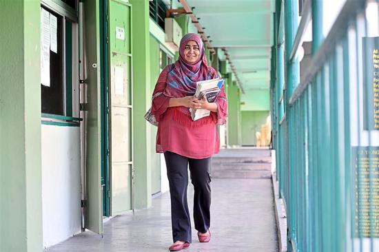 Yasmin Guru La Salle Tersenarai Guru Terbaik Dunia
