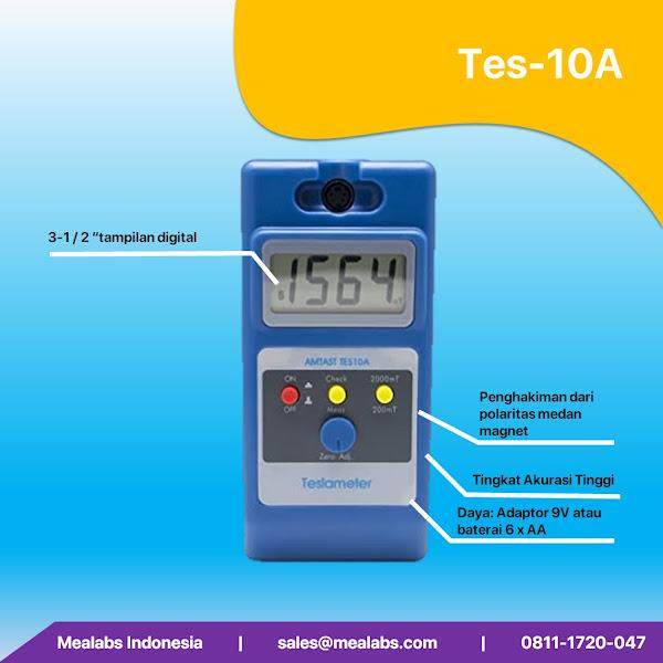 Tes-10A Teslameter