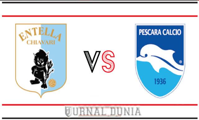 Prediksi Entella vs Pescara, Minggu 27 Desember 2020 Pukul 21.00 WIB