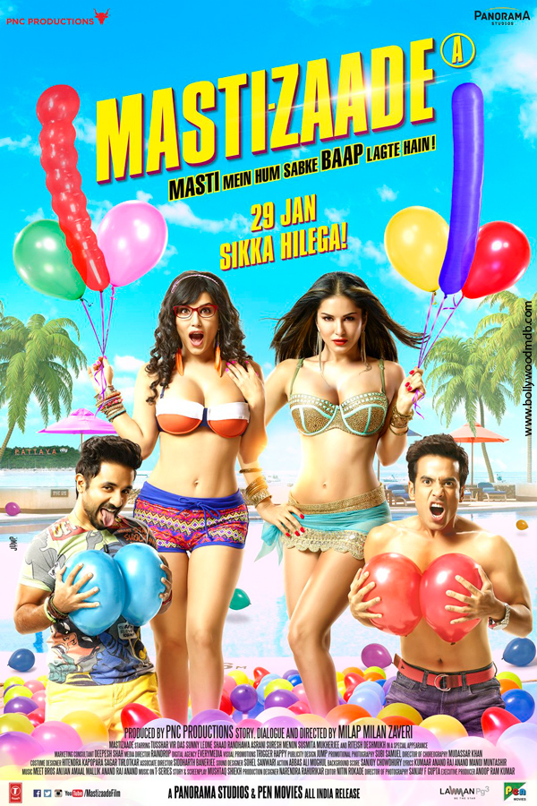 Mastizaade Movie Download HD Full Free 2016 720p Bluray thumbnail