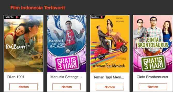 Cara Menggunakan Kuota Streaming Tri 3 Moviemax Plus Viu Review Teknologi Sekarang