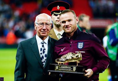 أفضل لاعب في تاريخ إنجلترا