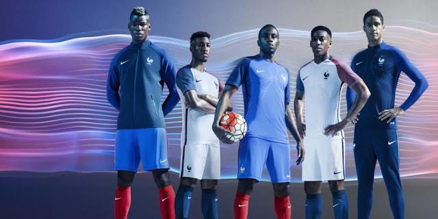 Nike podría dejar de vestir a Francia