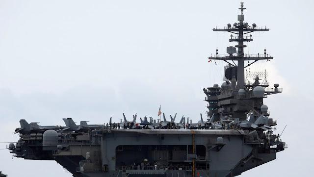 La Armada de EE.UU. inicia una investigación profunda sobre el brote de coronavirus en el portaviones USS Theodore Roosevelt