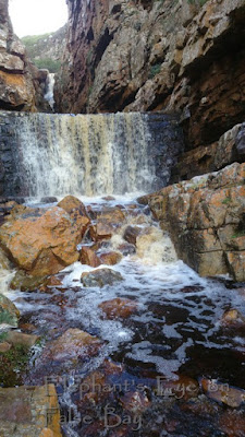 Simons Town waterfall