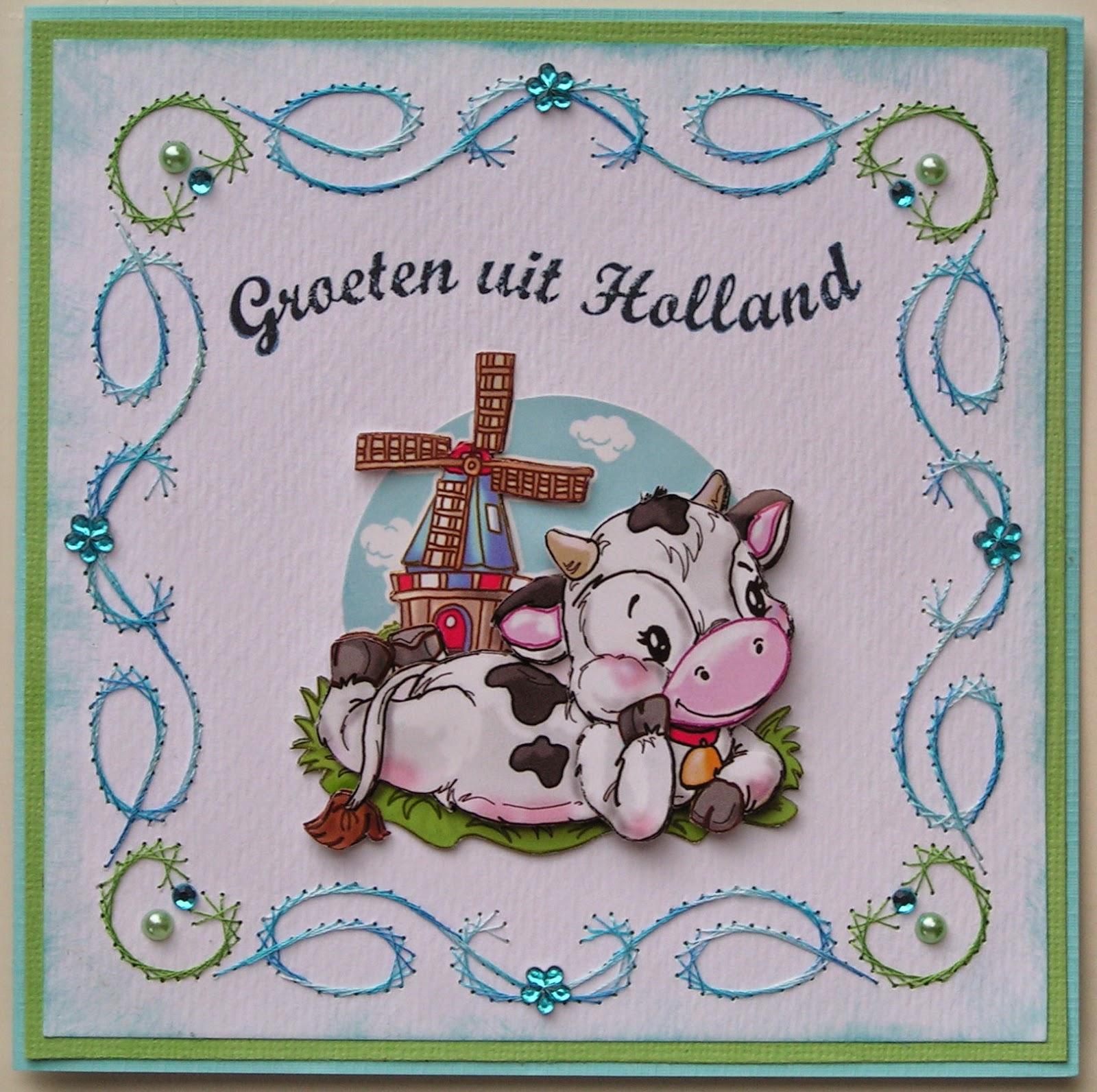 Groeten Uit Holland.Trijntjes Kaarten Groeten Uit Holland