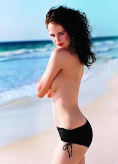 Eva Green Erotic Curves