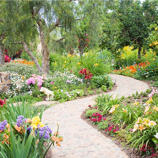 Walkways And Paths: A Stroll Along The Garden Path