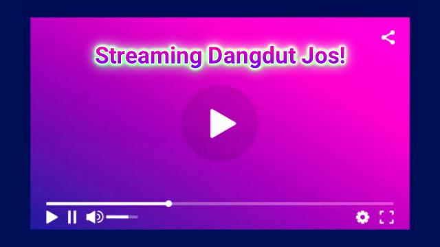 Streaming Dangdut terbaru