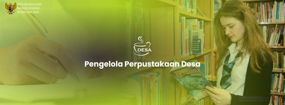 SK Pengelola Perpustakaan Desa