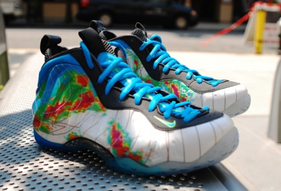 0cafaeb0731fd nike air foamposite walk water customs kreative custom kicks