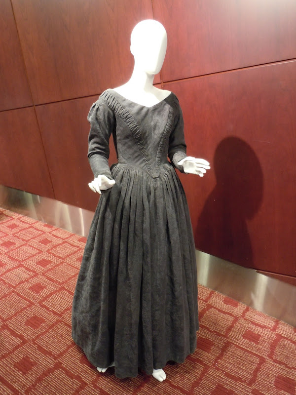 Jane Eyre movie dress