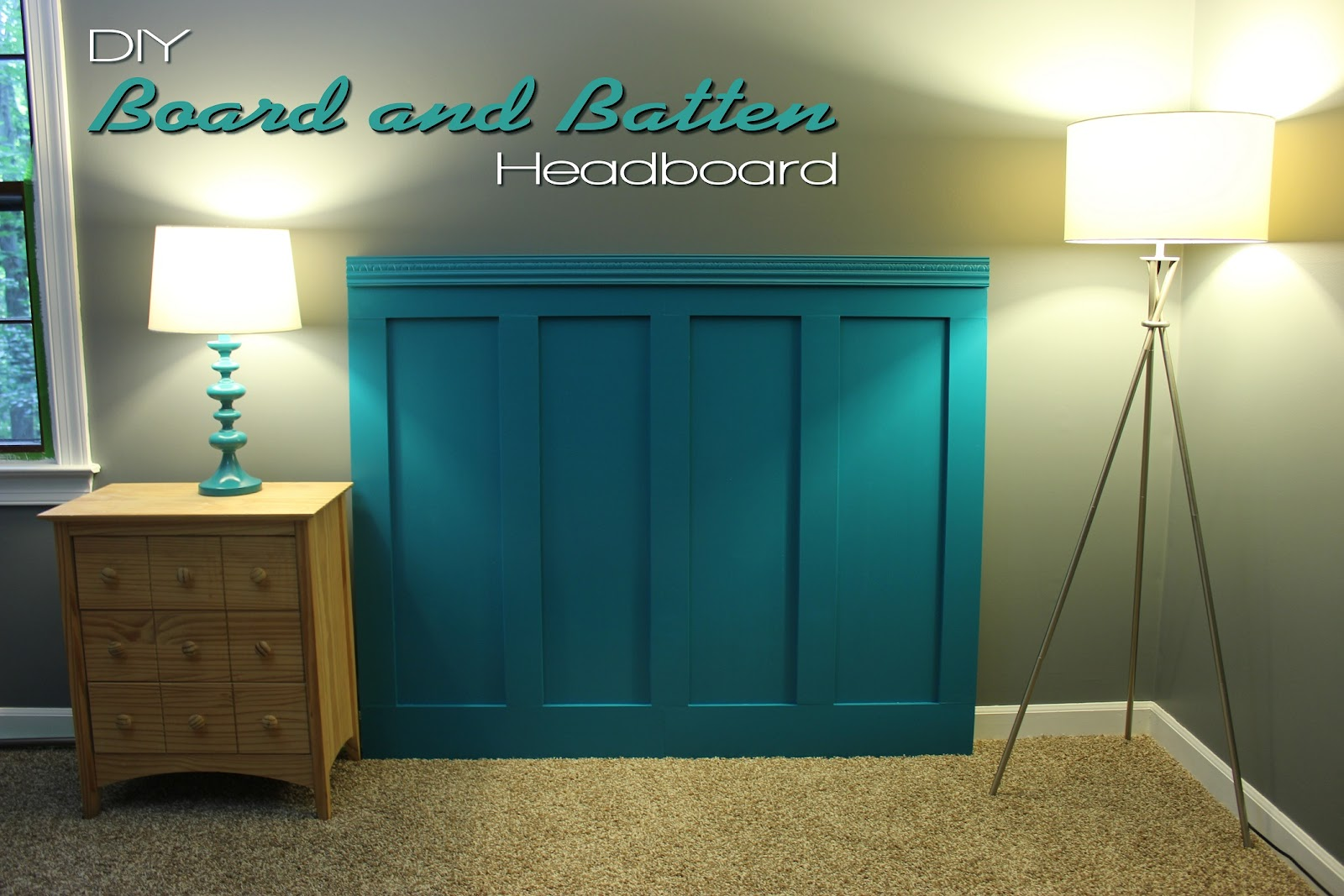 Cedar Barn Wood Style Headboard Handmade In by UrbanBilly on Etsy  Diy  Wooden HeadboardWall Mounted ...