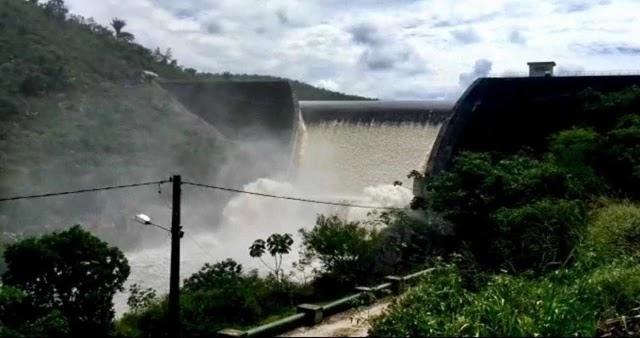 barragens da Bahia