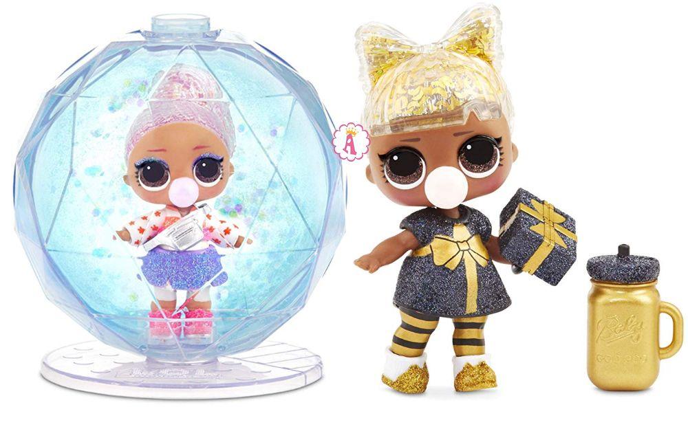 Зимняя коллекция кукол L.O.L. Surprise серия Winter Disco