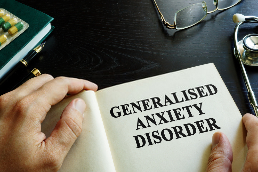 What are the most reliable techniques to deal with a generalized anxiety disorder?