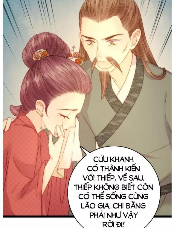 Nàng Phi Cửu Khanh - Thần Y Kiều Nữ chap 20 - Trang 9
