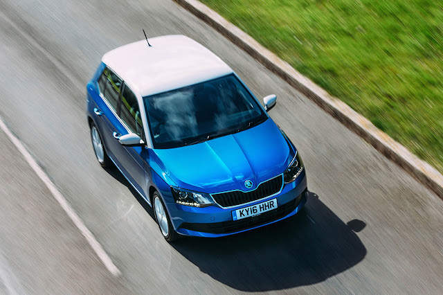 ŠKODA's value-packed Colour Edition specials for Fabia & Citigo