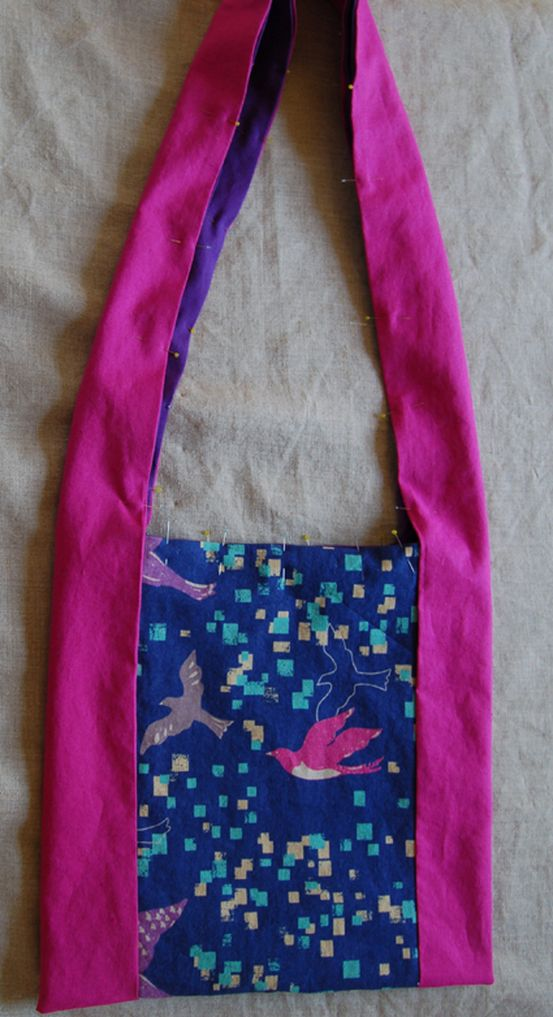 Monk's Bag Tutorial & Pattern