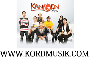 Kunci Gitar Andika Kangen & D`Ningrat - Main Hati Tertipu Lagi