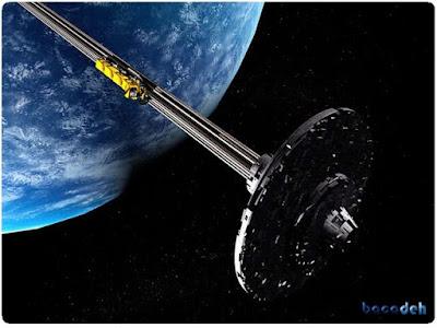 Tangga Luar angkasa, Carbon nanotube