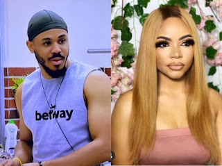#BBNaija2020: 'Why I Was Snubbing You' - Ozo Finally Opens Up To Nengi