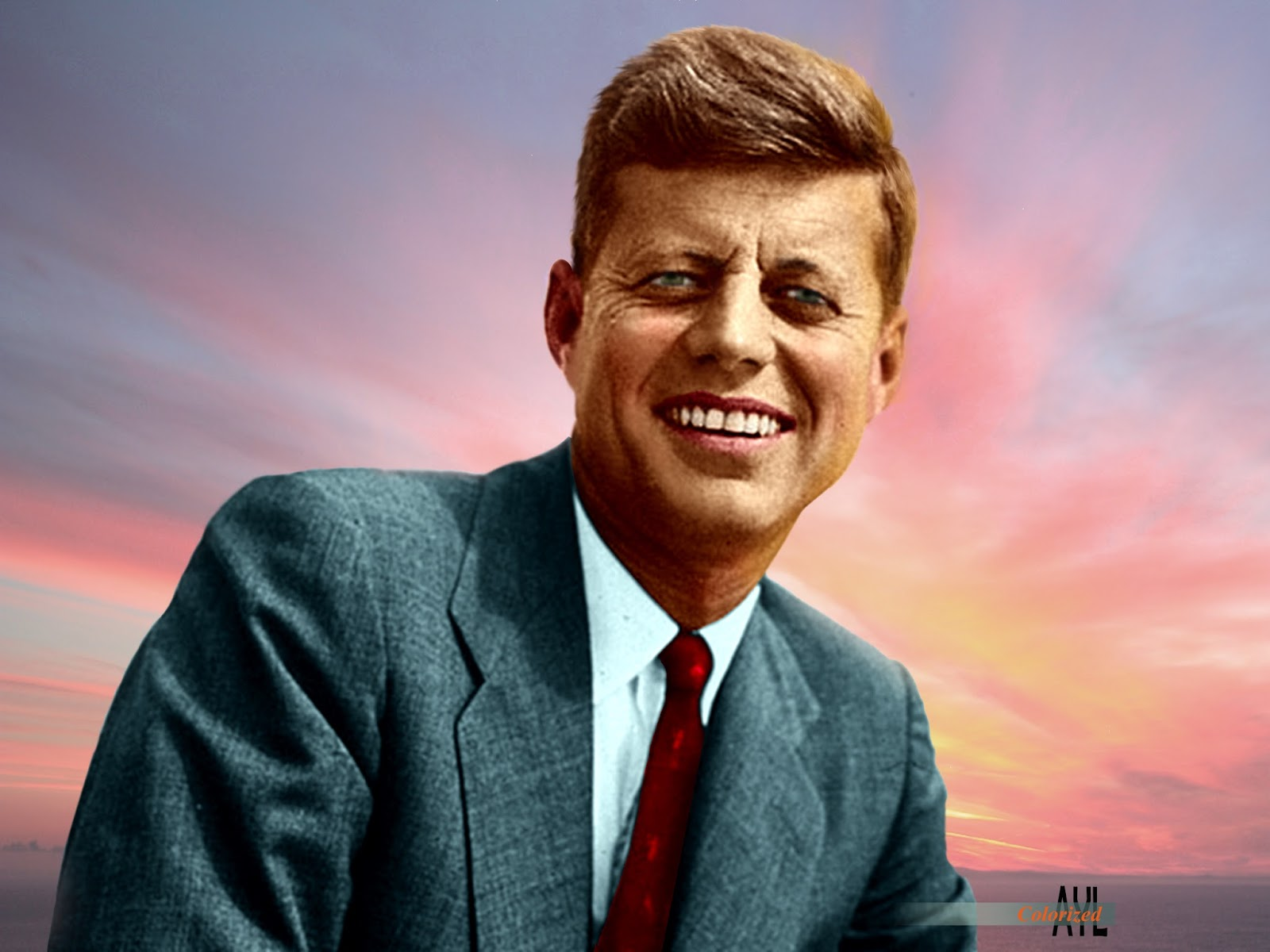 """a biography of american president john f kennedy Kennedy also avoided any significant increase in the american  for his biography """"profiles in courage"""" kennedy was  john f kennedy - president."""