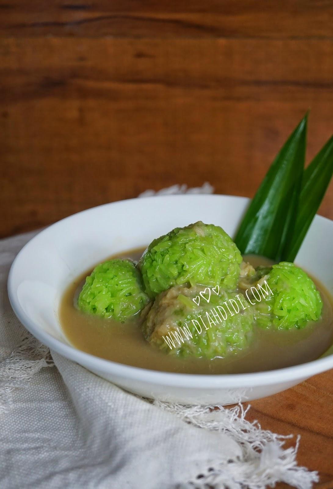 Cara Membuat Ketan Durian : membuat, ketan, durian, Didi's, Kitchen:, Kolak, Ketan, Durian, Wedang, Duren