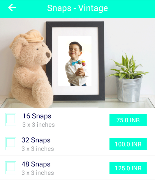 snap store image printing app review
