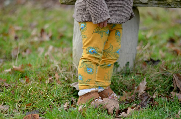 Little Rose unisex leggings, themummyadventure.com
