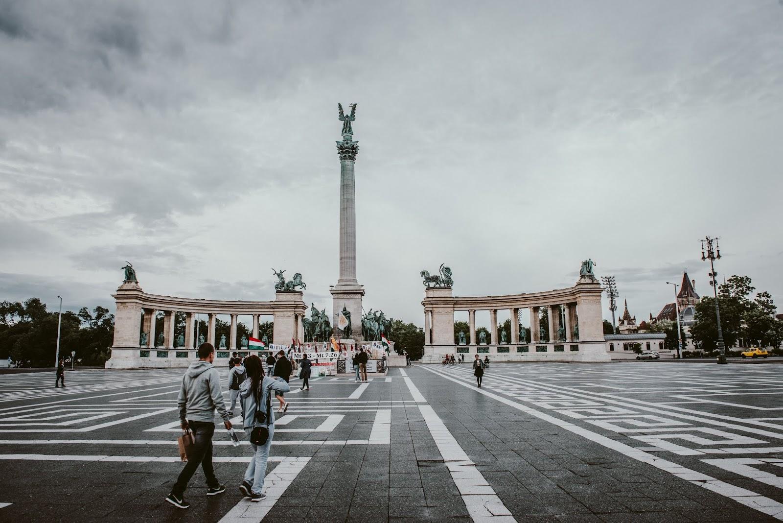 BUDAPESZT- ZA CO TAK LUBIĘ TO MIASTO