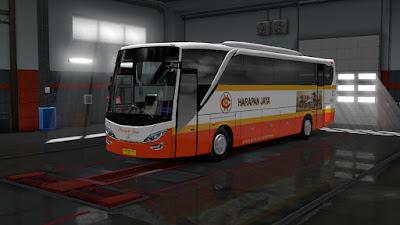 HarJay livery for Adiputro MB OH 1626