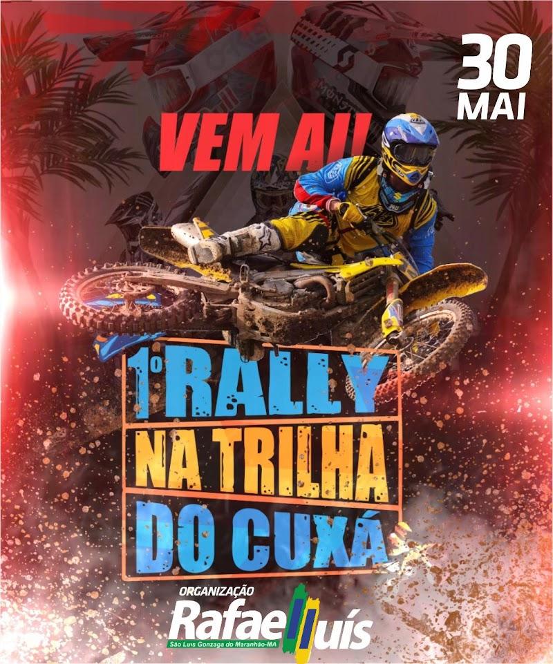 Na Trilha do Cuxá - Eletrizante Rally organizado por Rafael Luís em São Luís Gonzaga