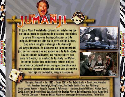 Jumanji - [1995]