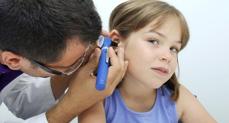¿Cómo se trata una infección de oído?