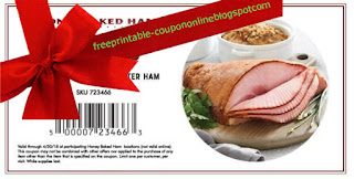 Free Printable Honey Baked Ham Coupons