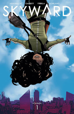 Cómic: Review de Skyward Vol.1 de Joe Henderson y Lee Garbett - Norma Editorial