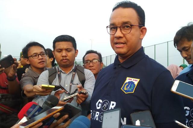 Pengadilan Putuskan Proyek Reklamasi Pulau H Dilanjutkan, Anies: Kita Lawan!
