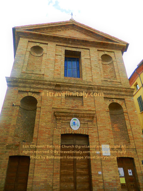 San Giovanni Battista Church @grottammare Copyright All rights reserved © By itravelinitaly.com travelers from Italy Photo by Baldassarri Giuseppe Visual Storytelling .