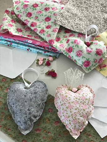 Sewing Little Hearts, Living From Glory To Glory Blog...