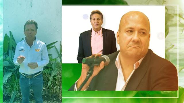 No se puede servir a dos amos, en Narcomanta amenazan a Enrique Alfaro  en Guadalajara
