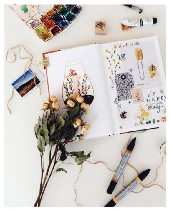 kimono slippers, kids crafts, paper flowers, bucket hat, botanical notebook tutorials