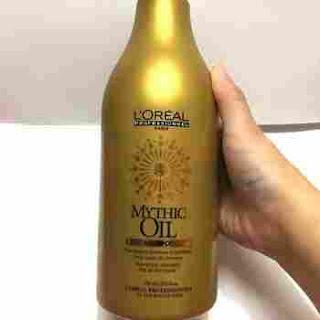 شامبو لوريال للشعر التالف Loreal Mythic Oil Shampoo